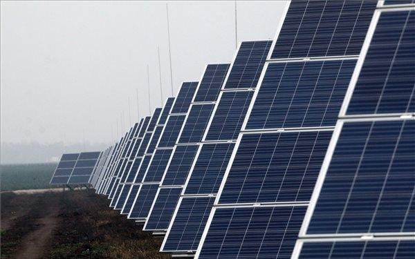 Átadták az ország legnagyobb naperőmű-parkját  791915fb63